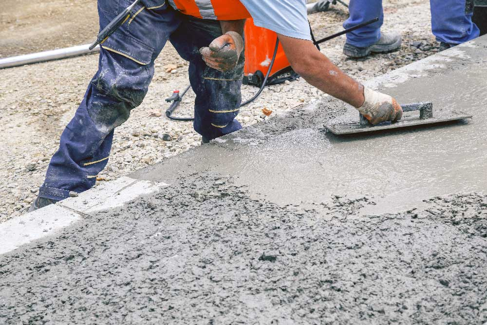 best concrete services in San Antonio Texas