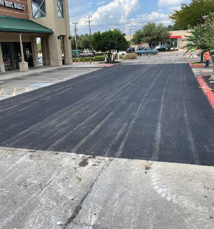 About asphalt services San Antonio Texas