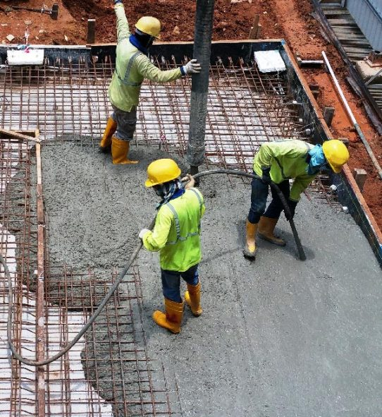Fast & Reliable Concrete Paving Services